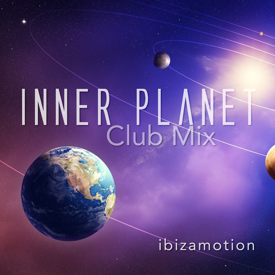 Inner Planet Club Mix Cover